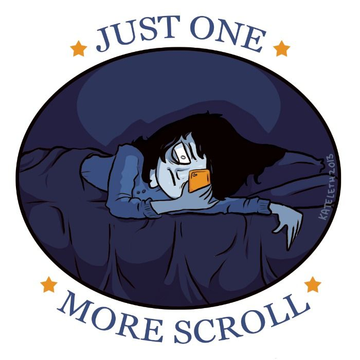 Just one more (Every night with Pinterest)