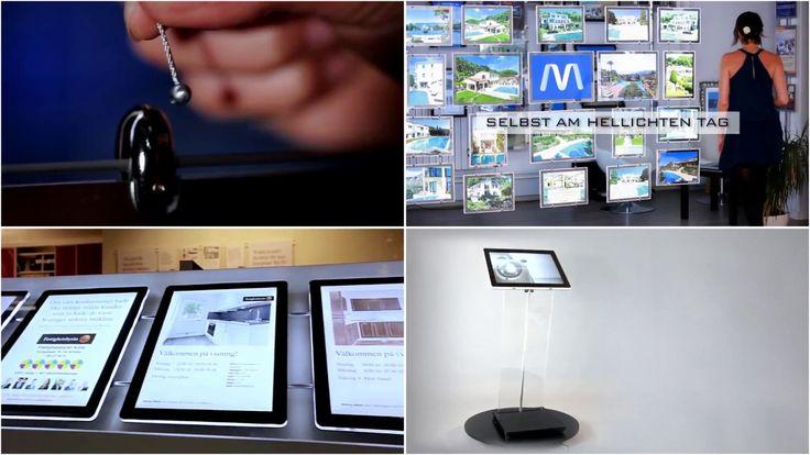LED-Kommunikationslösungen für ihre Schaufenstergestaltung von VitrineMedia