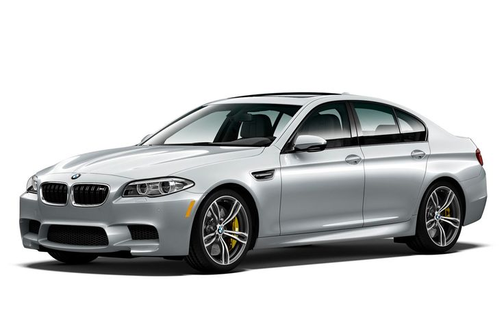 Image for 2016 BMW M5 Pure Metal Silver Edition Wallpaper