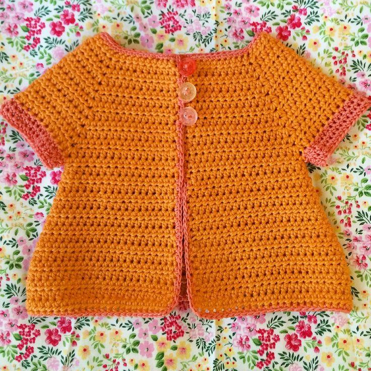 Layette au crochet