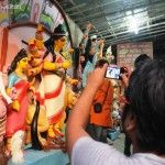 Artists behind Bengal's most celebrated festival