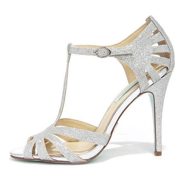 1000  ideas about Silver Dress Sandals on Pinterest | Silver heels
