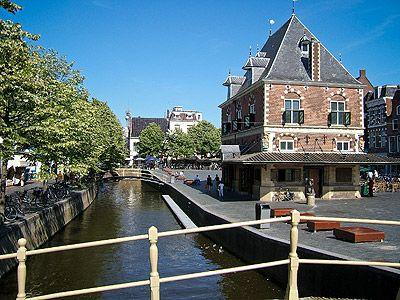 Leeuwarden - my home town.  De Waag