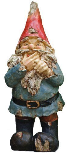 Gnome In Garden: 187 Best Images About Gnomes On Pinterest
