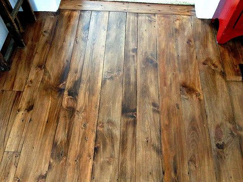 You Asked, I Answered: Our Reclaimed Barn Wood Floors - Andrea Dekker - Best 25+ Barn Wood Floors Ideas That You Will Like On Pinterest