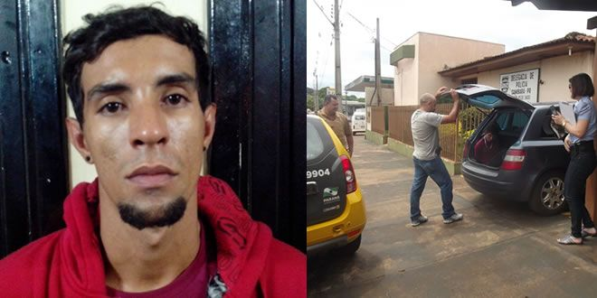 Preso autor de arrombamento em operação conjunta entre as polícias Militar e Civil - http://projac.com.br/policial/preso-autor-arrombamento-operacao-conjunta-policias-militar-civil.html
