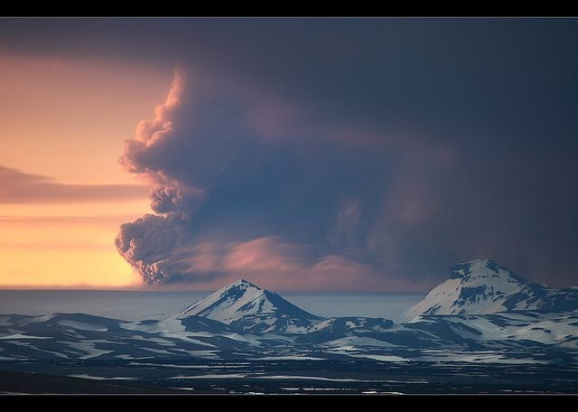 more volcanic ash eruptions in iceland