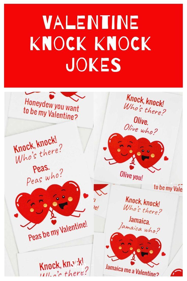 Valentine Knock Knock Jokes Valentine Jokes Knock Knock Jokes Valentines Day Jokes
