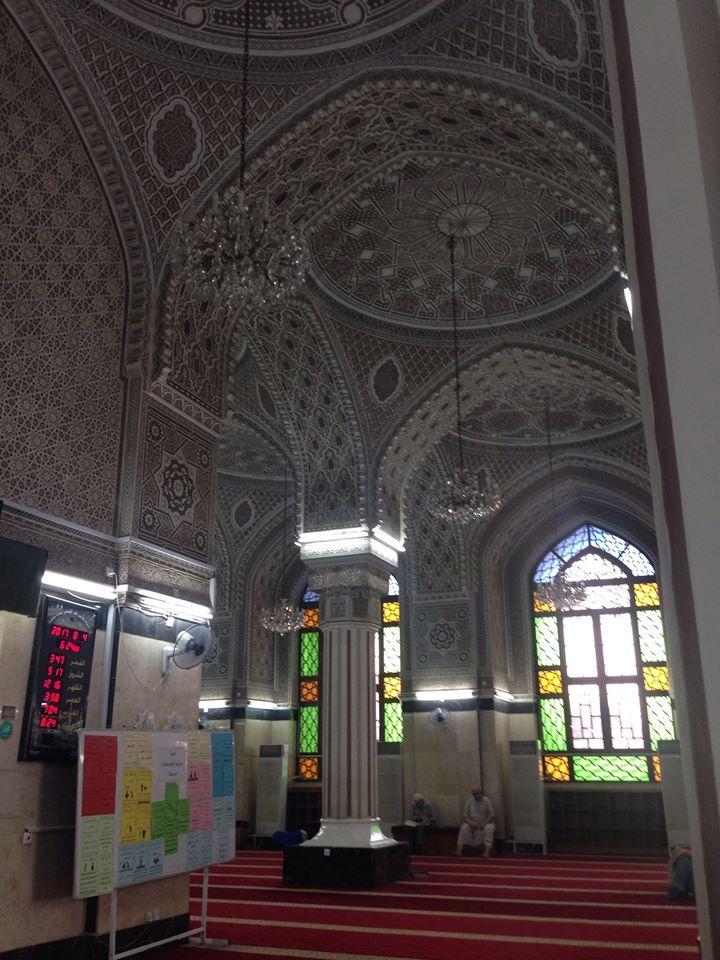 Abu Hanifa Mosque, Adamiyah