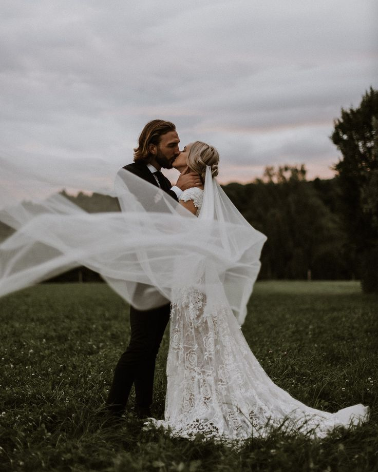 Alta Moda Bridal You saved to Modest Wedding Dresses modest wedding dress with cap sleeves from alta moda. -- (modest bridal gown) photo by Hail Photo Co.