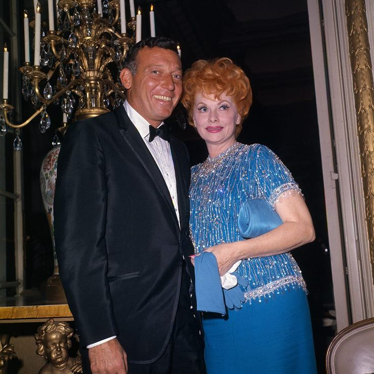 FOX NEWS: Lucille Ball revealed lasting love for second husband Gary Morton in uncovered letters