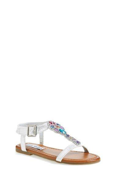 Steve Madden 'Chiaree' Sandal (Toddler, Little Kid & Big Kid) available at #Nordstrom