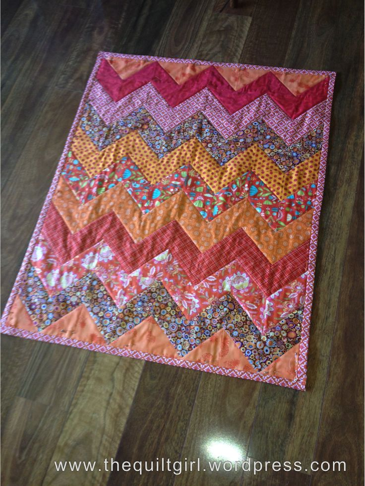 "The ""Mini-Gee"" Quilt"