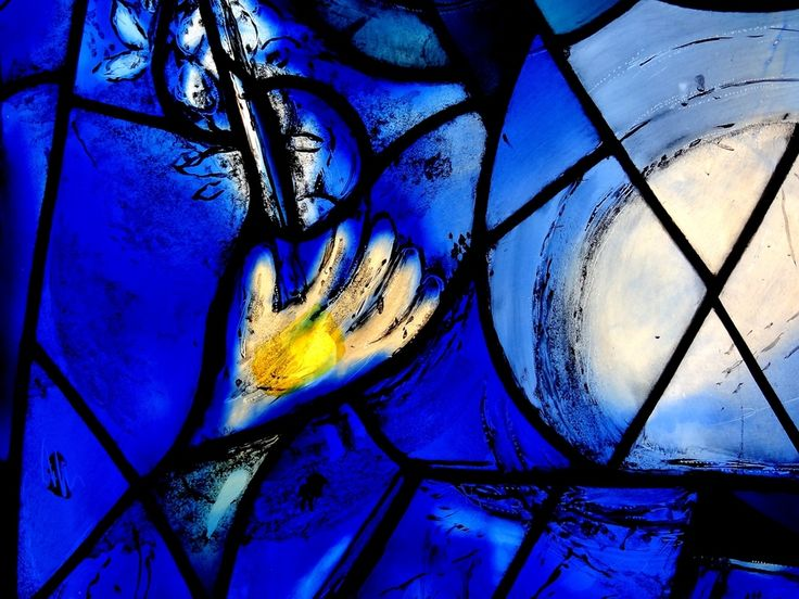 1000 images about artist marc chagall stained glass for Chagall mural chicago