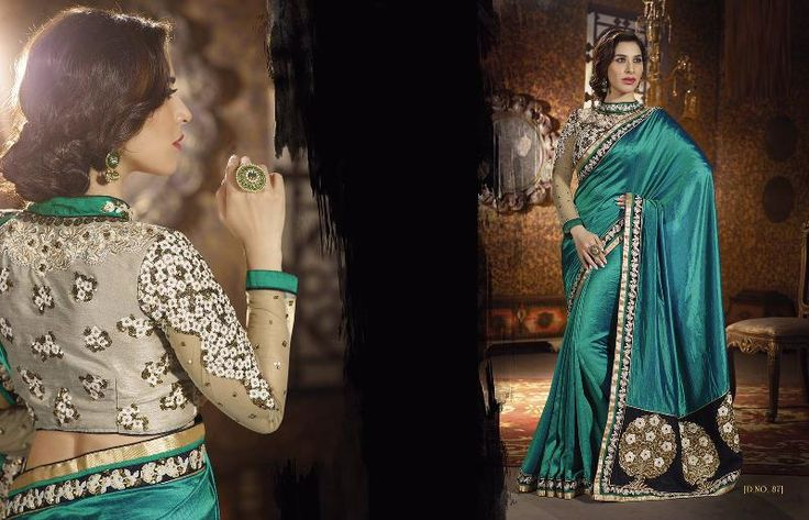 Special Offer For #Diwali #Buy #SophieChoudry #BollywoodSaree #DesignerSaree With Different Fabric Materials and best price here and All Kinds Customization & Stitching Facility Available. World Wide Shipping Available (Catalog - Sophie-Choudry-5744)