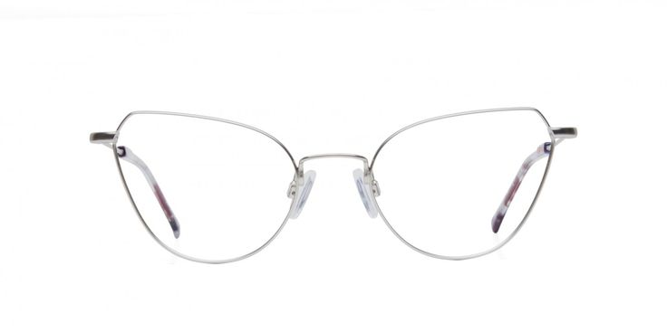 A CAT AT LØKKA I Work your feminine vibes in this feather light metal cat-eye frame, just like the other cool-cats at Grunerløkka #kittycool