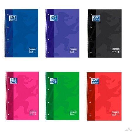 Cadernos Oxford European Book 1