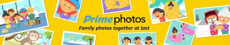 """Amazon launches """"Family Vault,"""" a way for families to share Prime Photos' free storage - http://www.popularaz.com/amazon-launches-family-vault-a-way-for-families-to-share-prime-photos-free-storage/"""
