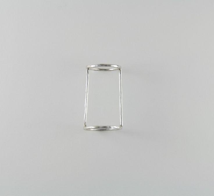 rialto silver ring / www.afarjewelry.com/shop