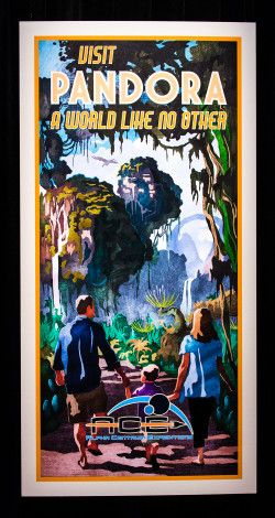 New details about Pandora: The World of Avatar that is being built in Walt Disney World.