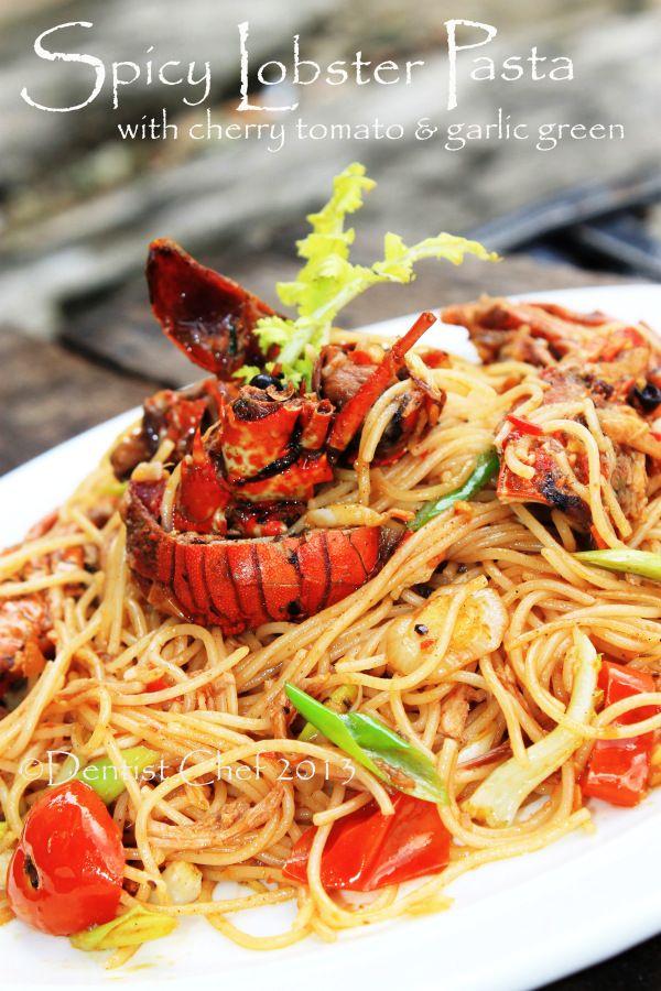 Lobster pasta recipes food network