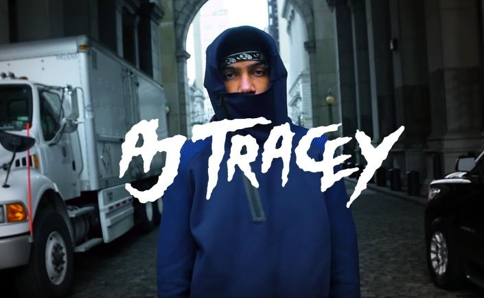AJ Tracey has unveiled the video to 'Luke Cage', off his recently …