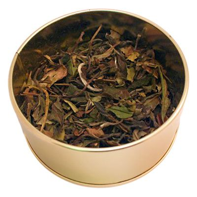White Peony ~ Pai Mu Tan - Steeped and Infused