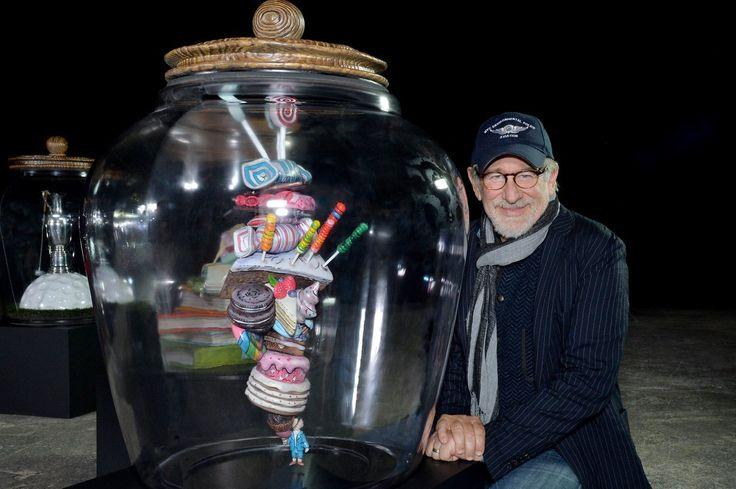 Dream big this summer with The BFG Dream Jar Trail   The Shard