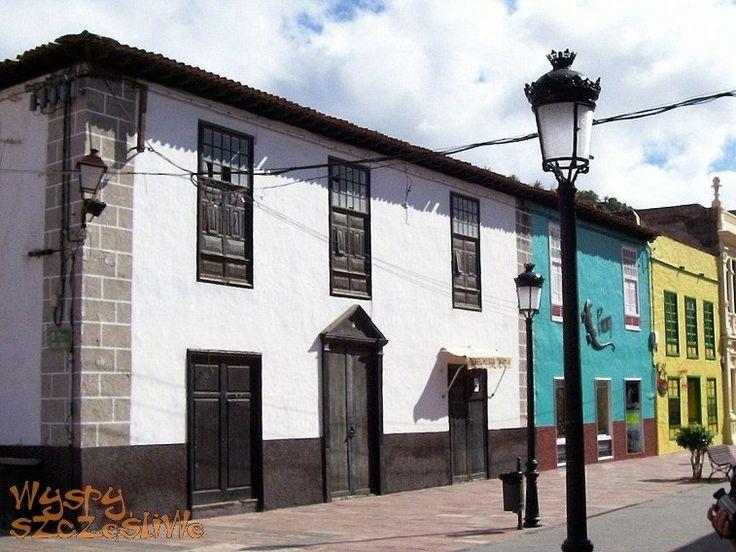 Starówka San Sebastian de #LaGomera