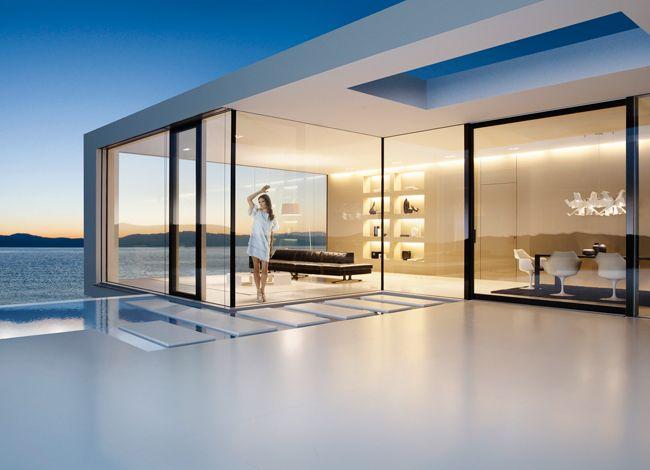 Dank Der Innovativen Design Ideen Haben Die Fenster Und Türen Von Josko 3  Mal Den  Home Design Ideas