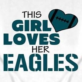 Eagles LOVE #FlyEaglesFly #Eagles #Love