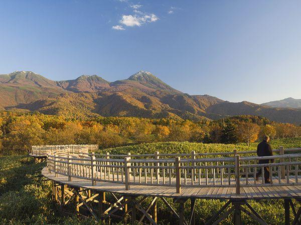 Shiretoko National Park  Hokkaido, Japan