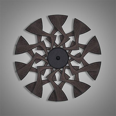 Kinetic Sculpture: Kaleidoscope