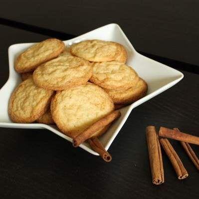 Rezept Chai Cookies von lassekochen - Rezept der Kategorie Backen süß