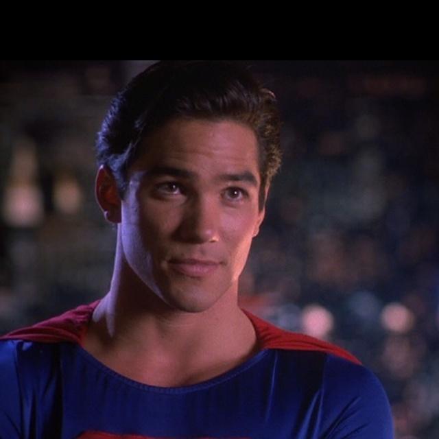 Dean Cain - I admit I loved him while watching Lois and Clark.