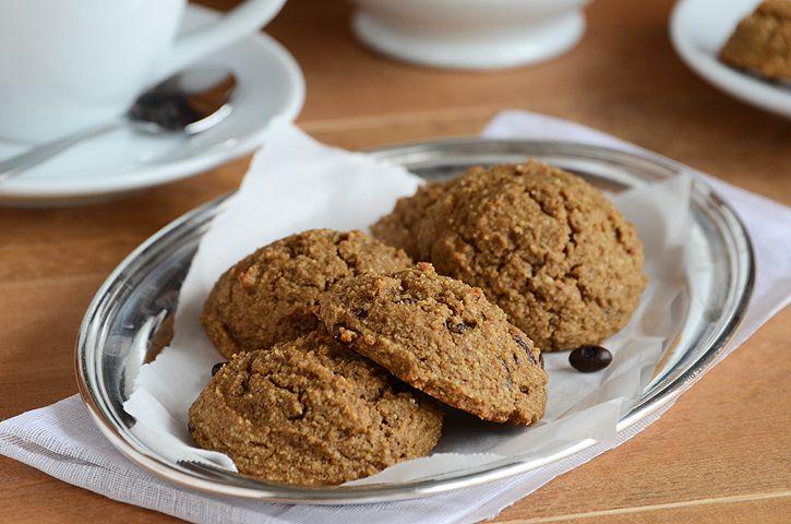 Skinny Caramel Macchiato Cookies #glutenfree #grainfree #healthy