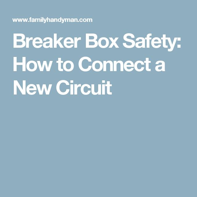 36 best Safety Electric images on Pinterest | Electrical projects ...