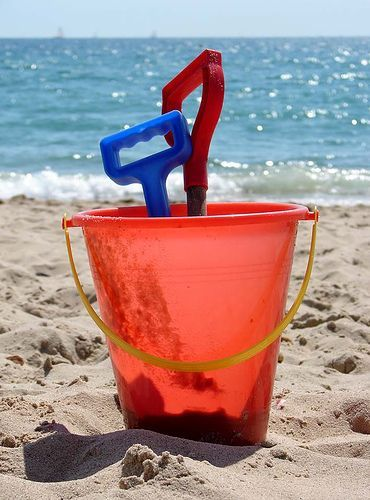 Image result for pinterest buckets and spades