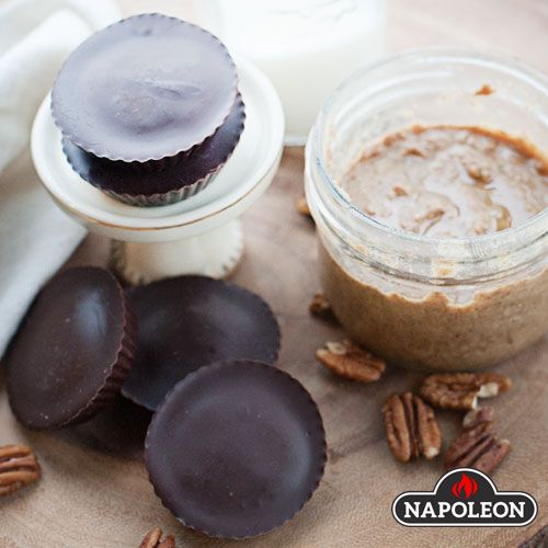 Pecan Butter Cups Homemade Chocolate Candy Is Easy