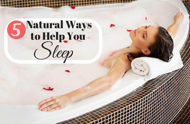 Sometimes sleep is hard to come by. Before turning to prescription sleep aids--try a few natural remedies right at home. These 5 sleep aids can help you drift off fast.