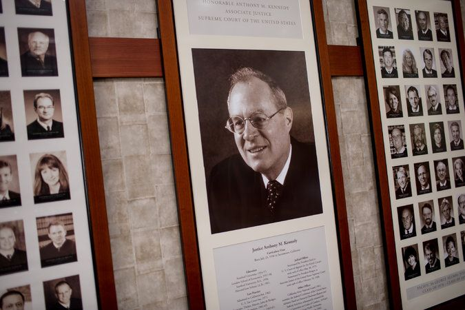New York Times: June 22, 2015 - Supreme Court Justice Anthony Kennedy's roots seen in LGBT rights rulings