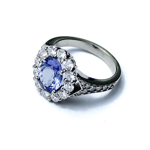 Gemstone Engagement and Dress Rings in NZ