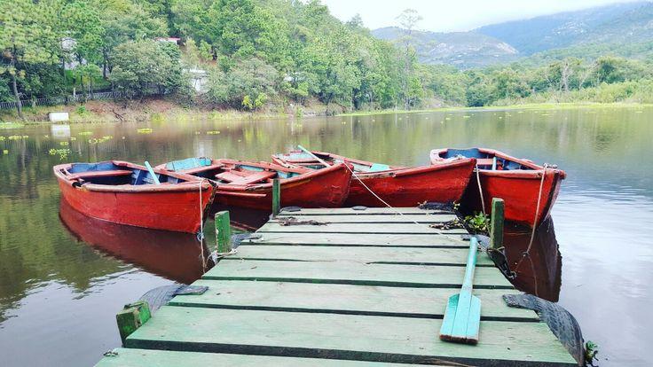 Rincones de Guatemala. Laguna de Ocubila, Chiantla, Huehuetenango.