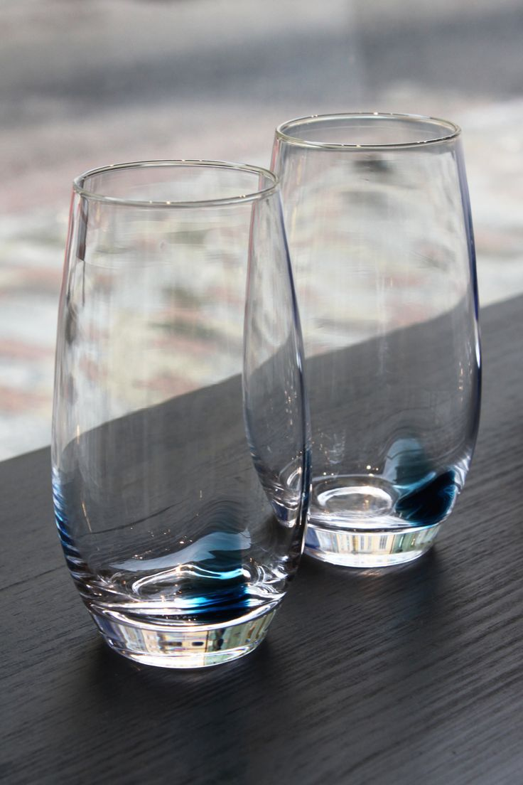 A Drop from the Lake glasses by design studio TuominenPatel tied a second place in the Suomi100 (Finland100) glass design competition held by the Finnish Glass Museum.