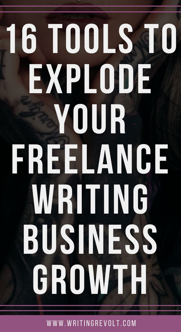 If you want to start and grow a freelance writing business, you NEED the right tools, whether you're a beginner freelance writing or a pro, check it out – I bet you'll discover something useful! | make money writing online | freelancing | tools for writers | writing tips |
