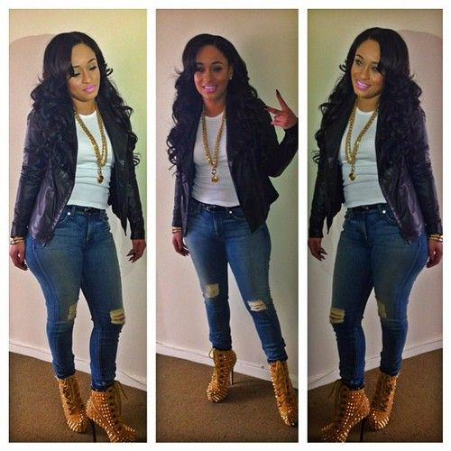 lady timberland heels outfit