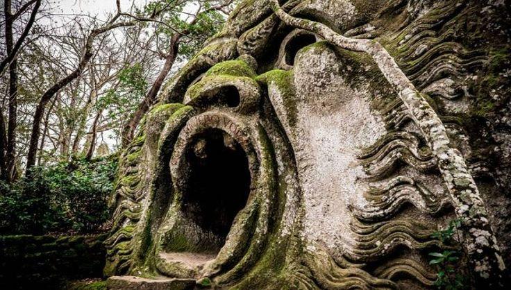 Tο «Πάρκο των Τεράτων» στην Ιταλία... σας μεταφέρει σε μια άλλη εποχή! (φωτό)   ProNews.gr