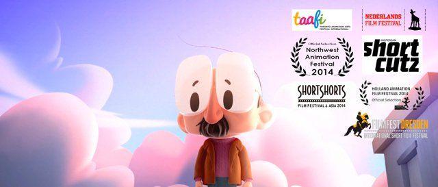 'Life is Beautiful' 3D animatie door studio Fube. 2013. Autonoom.