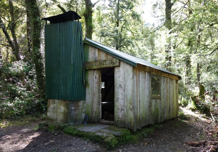 Historic Cone Hut has stood for the best part of 70 years in picturesque mature forest at the top end of the Tauherenikau Valley in the Tararua Ranges north of Wellington.