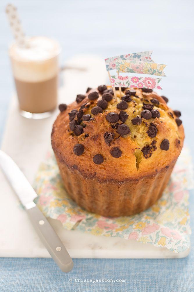 ricetta-torta-muffin-muffin-gigante-con-gocce-di-cioccolato.jpg (667×1000)